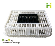 Chinese Plastic hen coop/chicken cage