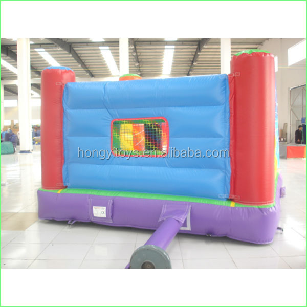 Good Commercial Design Big Funny Inflatable Jumping Toys for Kids