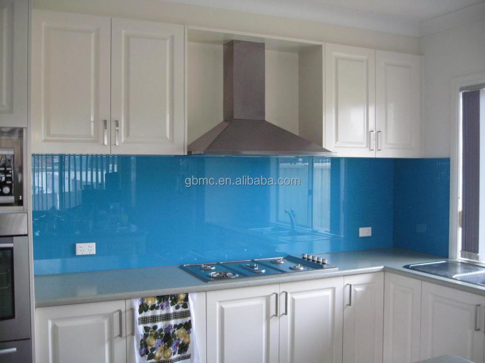 Vidrios para cocinas panel de vidrio para interior para for Cocinas barranquilla
