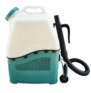 More safty knapsack ulv electric low volume blower mist sprayer