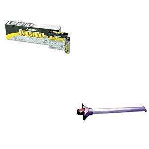 KITEVEEN91MSA507005 - Value Kit - Safety Works Ergonomic Iron-Workers Tool Holder (MSA507005) and Energizer Industrial Alkaline Batteries (EVEEN91)