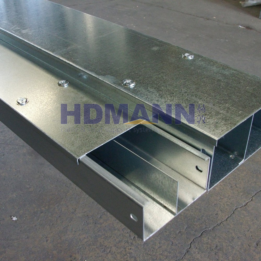 Steel Profile Gi Trunking Cable Tray Sizes Buy Gi