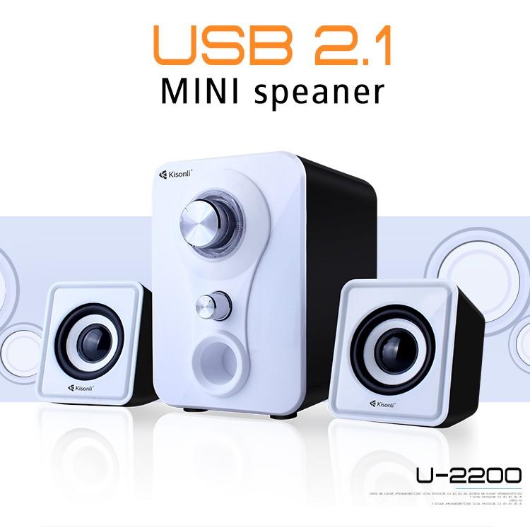kisonli 2.1 système de haut-parleurs multimédia - buy 2.1 haut