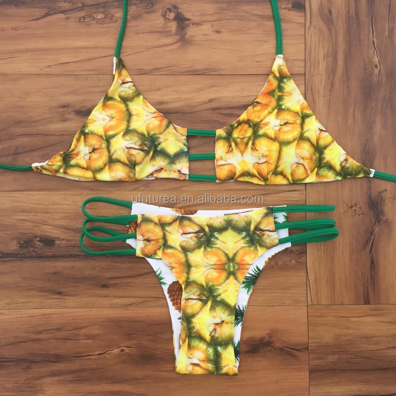 6c0e8893da9f0 China Print Bikini, China Print Bikini Manufacturers and Suppliers on  Alibaba.com