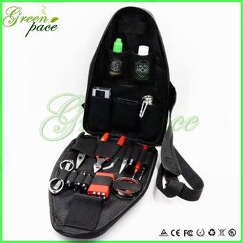 Greenpace Wholesale Ego Case Mod Bag Vapor Pouch Ecig Tool Kit