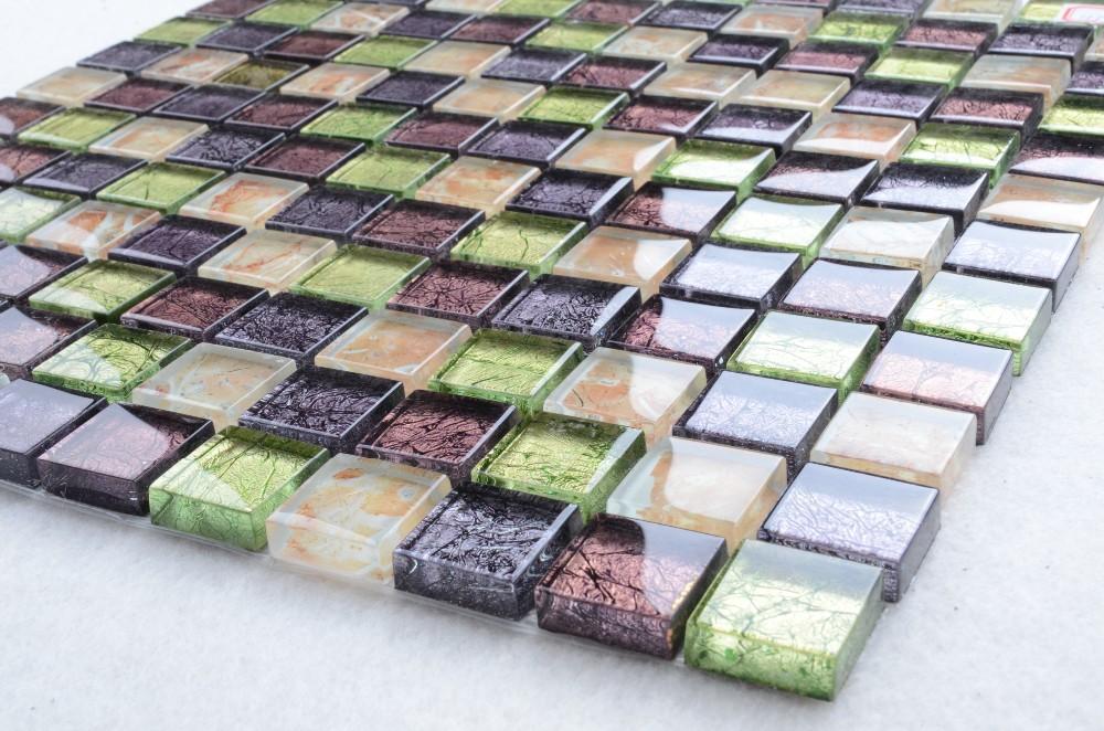 Ht marocchino mattonelle di mosaico per la cucina viola