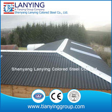 metal roofing for sheds