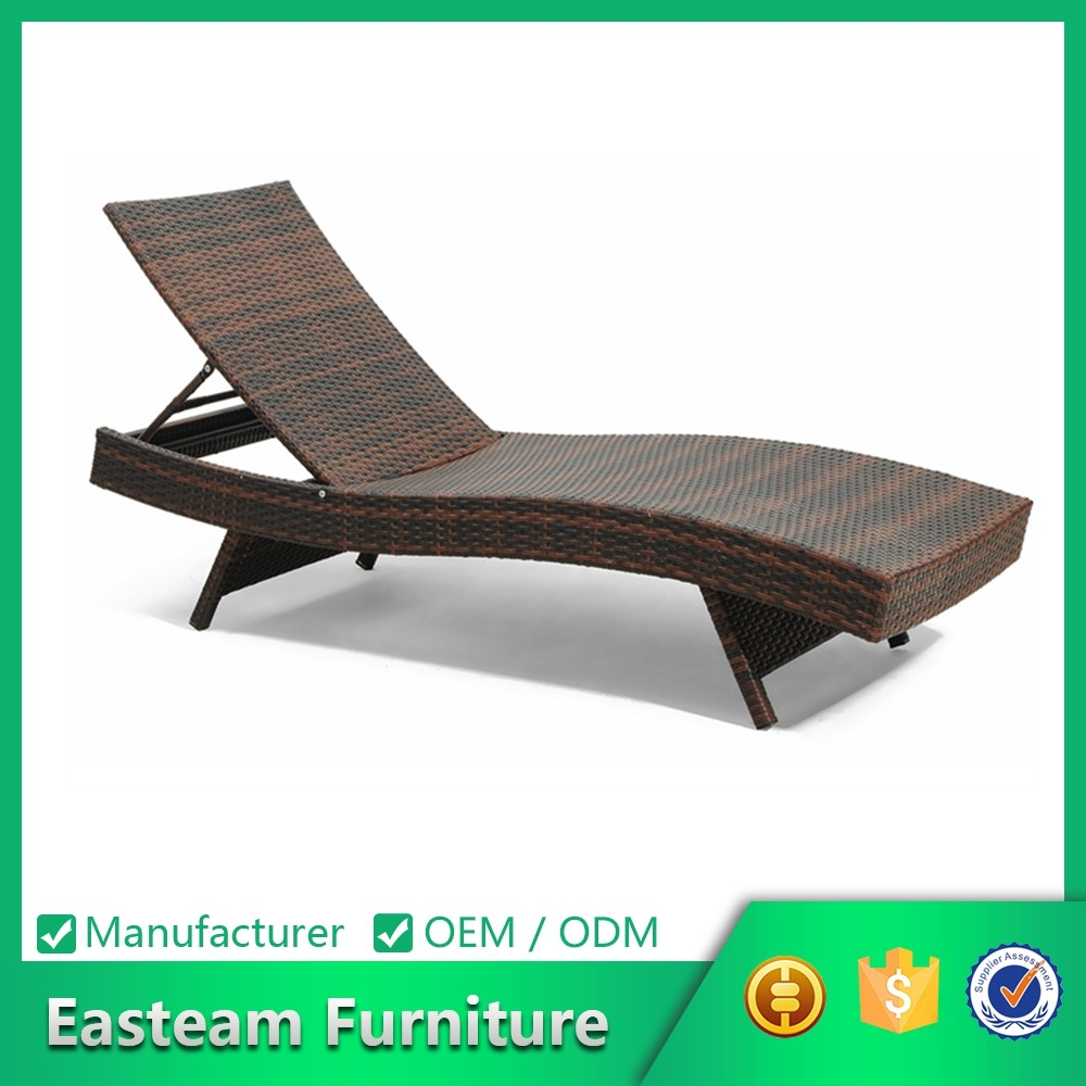 Hotel furniture swimming pool chair chaise lounge chair