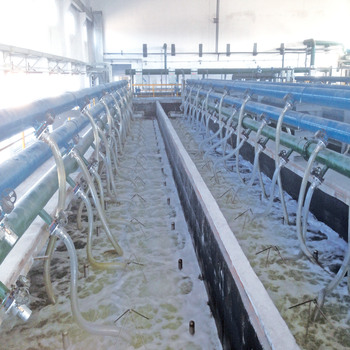 CPS series pvdf hollow fiber submerged uf membrane water treatment plant
