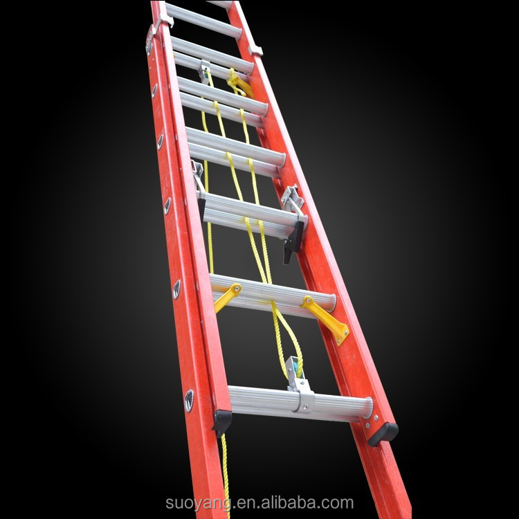 SOYOUNG 300-Pound Duty Rating Type IA Fiberglass Stepladder 4 5 6 7 8 9 10 Steps Ladder