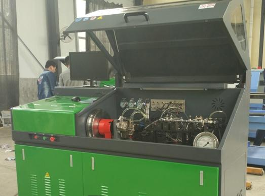 Diesel Injection Common Rail Test Bench Cr815 Diesel Injector Heui Tester  Cat C7 C9 3126 - Buy Diesel Injection Common Rail Test Bench,Common Rail