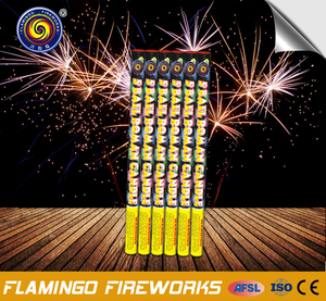 "Onetouch express 5 Balls Roman Candle 0.8""8s roman candle fireworks"