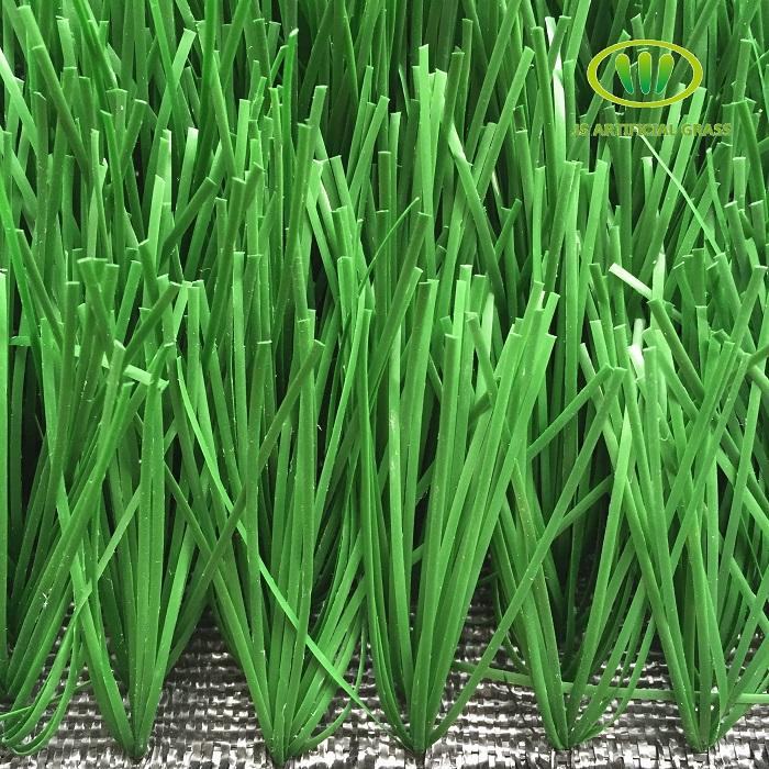 50mm uv-bescherming kunstmatige gazon voor voetbal veld populaire voetbal plaats turf kunstmatig gras
