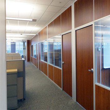 Ordinaire Modern Style Office Privacy Partitions Wooden Partition And Glass Walls  Cost   Buy Wooden Partition Wall,Wooden Partition Wall Glass Walls ...