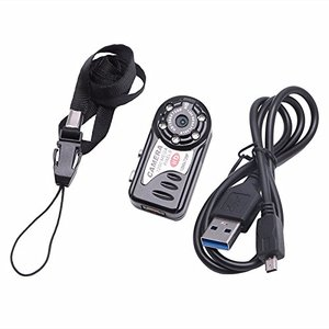 Built-in Microphone 1080P Metal Mini Camcorders Thumb Mini DV Digital Camera Recorder Q5 HD DVR