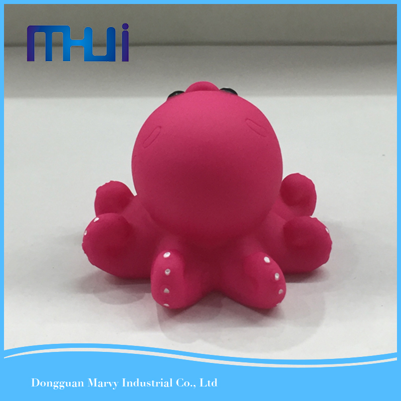 China manufacturer funny small bath plastic baby toys