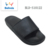 Lady Slides PU Shoes Anti Slip Indoor Plain Sandal Comfort Women Slippers
