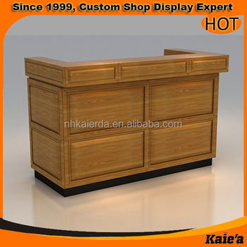Modern Shop Counter Design For Garment Store,Garment Store Counter ...
