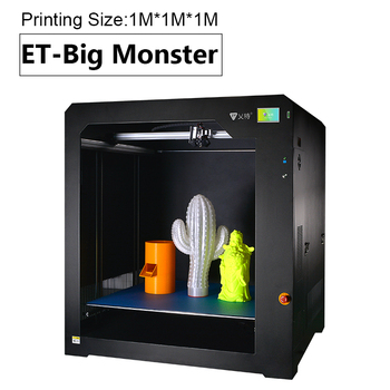 1M 3D Printer Huge Printing Size 1M * 1M * 1M For Sale