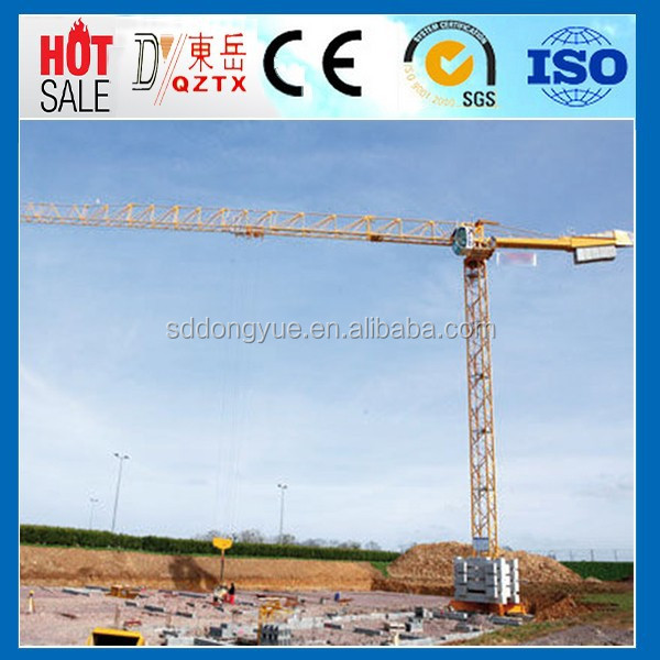 Used Condition and Comansa Make building tower crane