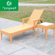 Cheap wholesale beach lounge chair furniture used swimming pool from china