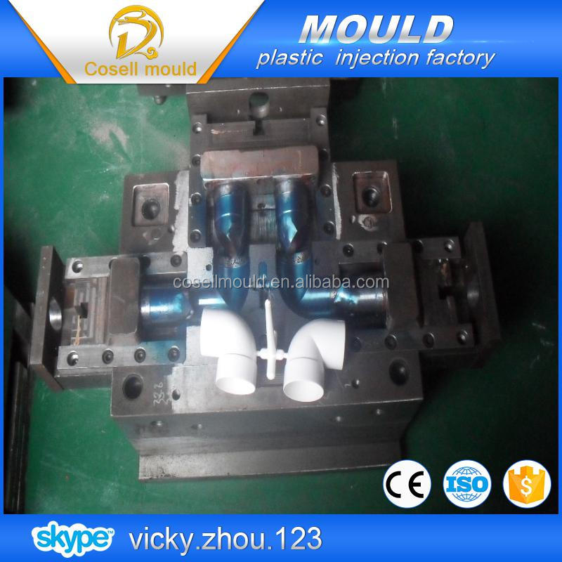 customer design plastic pipe mold /high precisin plastic pvc dip moulding /competitive price plastic injection mold factory