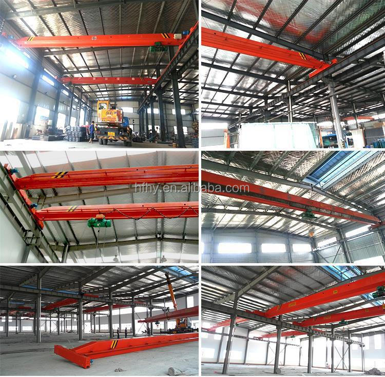 Overhead Crane Remote Safety : Ton electric single girder overhead bridge travelling