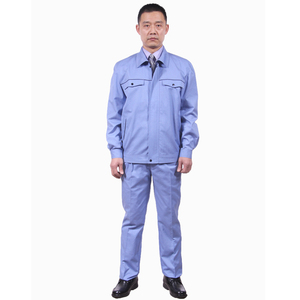 Factory Directly Provide safety Flame retardant uniform anti-static mining workwear