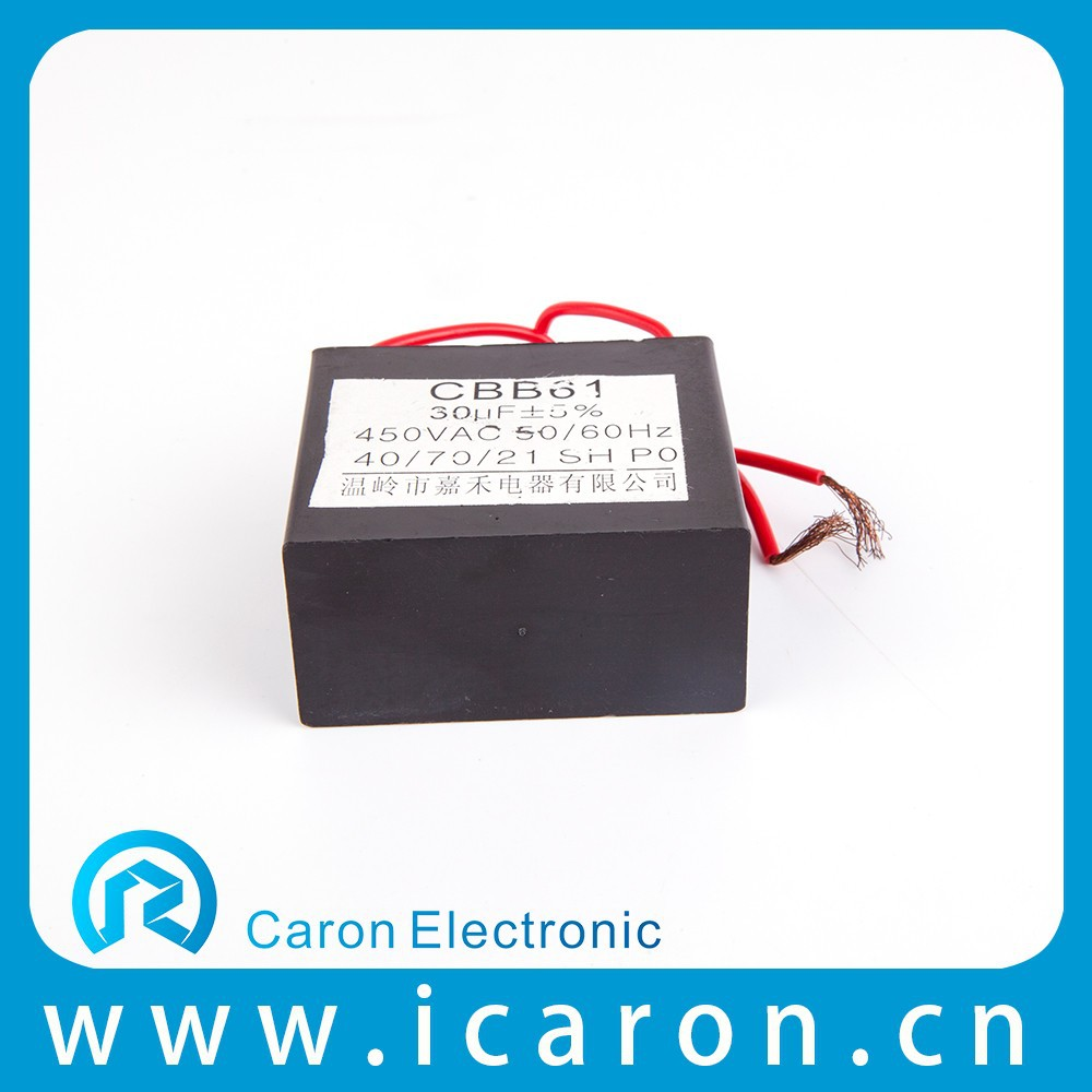 Funky Cbb61 Fan Capacitor 3 Wire Component - Electrical and Wiring ...