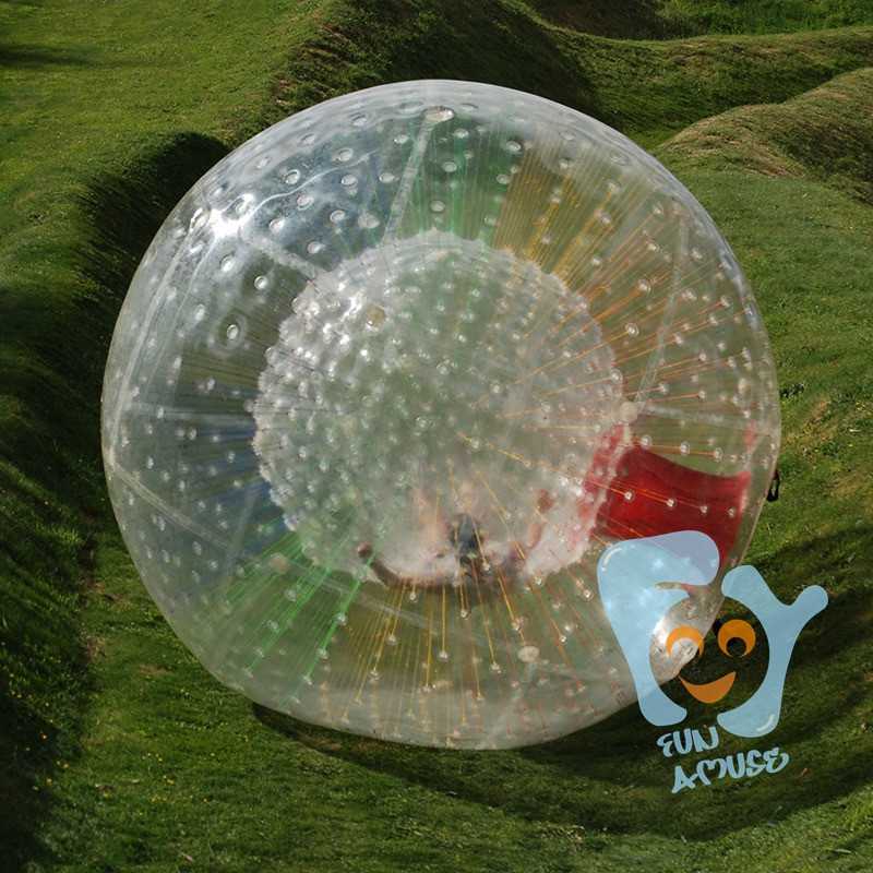 outdoor inflatable human sized hamster bubble <strong>ball</strong>