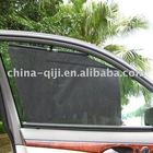 Side Mesh Auto Window Blind Awning Sun Protection Automatic Roll Up Car Sun Shade