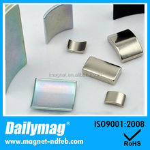 Super Strong Neodymium Arc Grade N42 Magnet 10mmx2mm n42