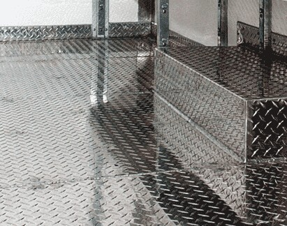 Bus Use Aluminum Tread Plate Checkered Floor Buy