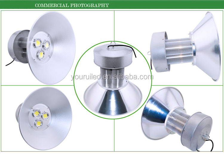 Free Sample Ip65 Factory Warehouse Industrial 100w Led High Bay ...