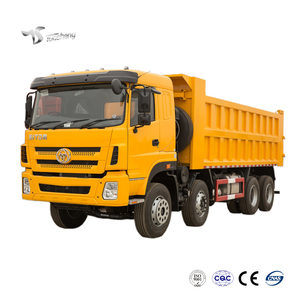 Moderate Price best technical service 40 ton right hand drive dump truck for cambodia