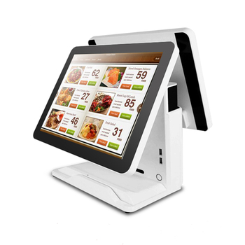 15 touch screen all in one pc pos system machine/pos system program for restaurant/retail/supermarket