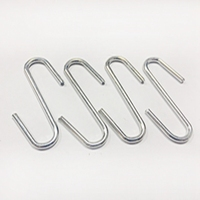 Metal S shape hook Hanger for Cloth Kitchen Towel S shape hooks