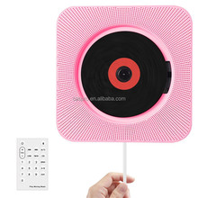 Mini bluetooth CD&DVD player with speaker