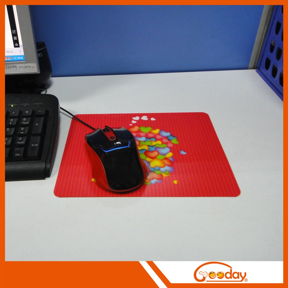 mouse pad in gomma rotolo di materiale