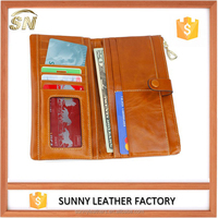 manufacturer lady wallet ladies handbag woman geunine leather wallet