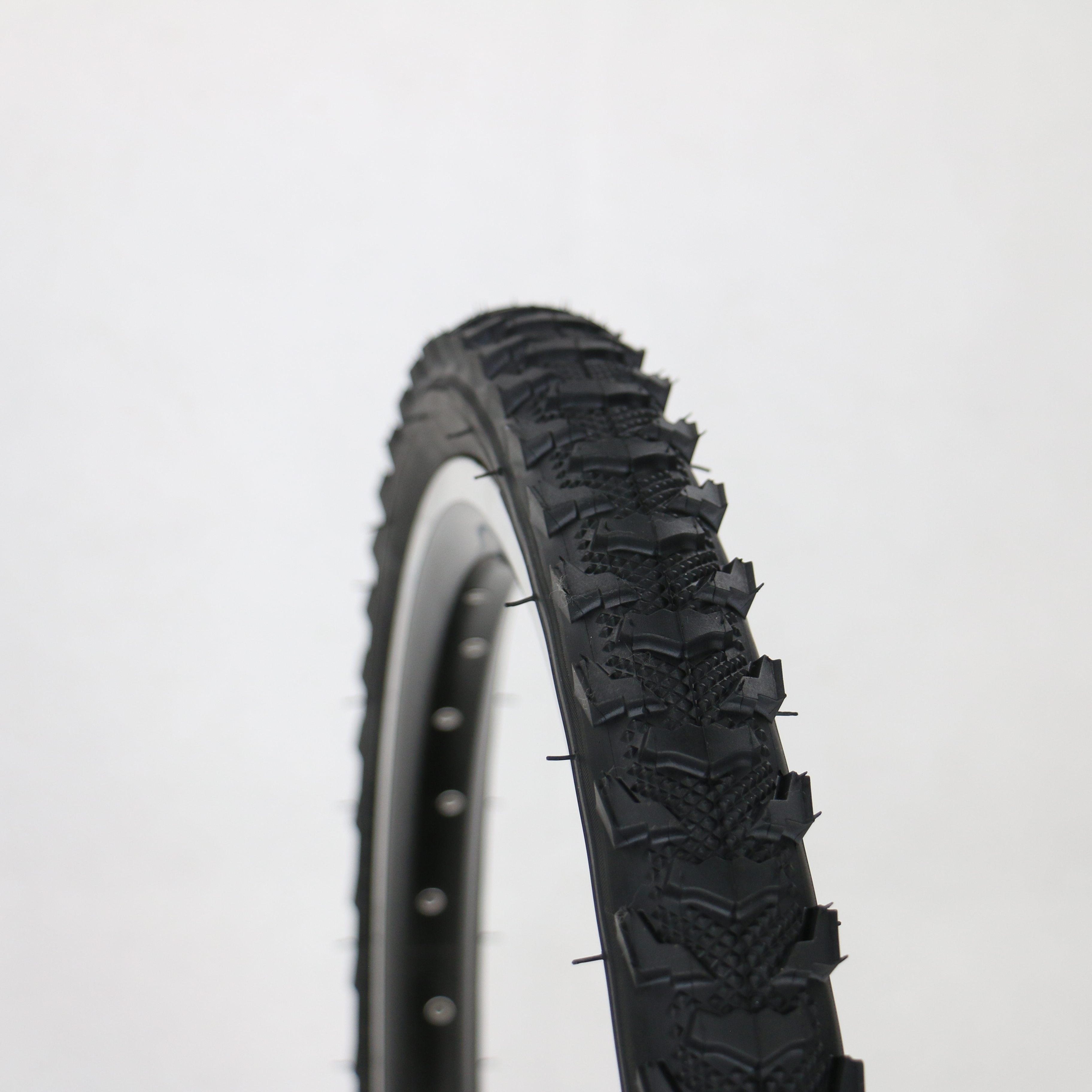 """20X1.75 BICYCLE BLACK STREET clincher TIRE 1.75 wide  FOR 20/"""" BIKE BRAND VARIES"""