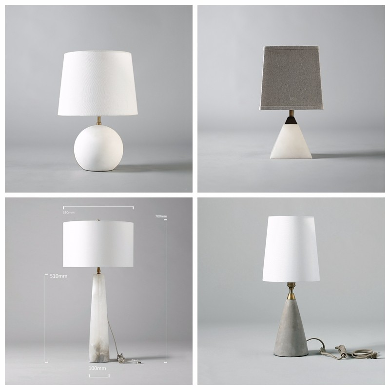 Concis Chevet Moderne Lampe De lampe Blanc Tissu Table Doré Métal En 2018 lampe Base Buy Européen Métal Chevet TKlJF1c