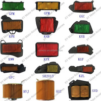 All kinds of genuine car air filter auto air filter air intake filter for Honda scooter motorcycle