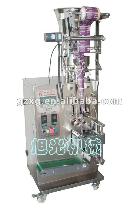 2012 Hot Automatic 4 sides seal grain packing machine