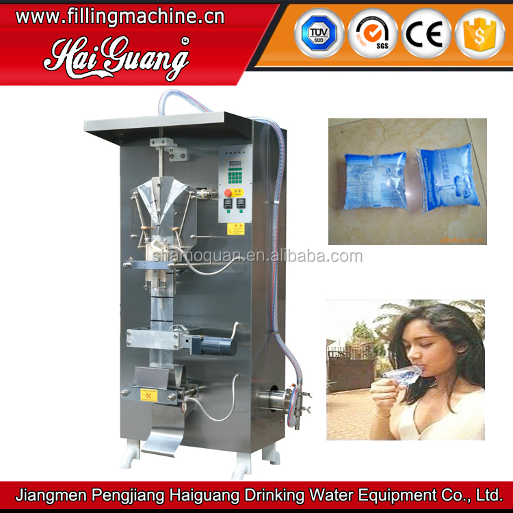 Factory Fast Delivery Automatic Liquid Water Produce Line