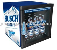50L CE counter top beverage cooler
