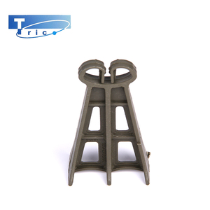 Manufacturer all type construction plastic rebar chair spacer