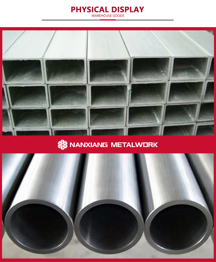 120mm steel tube thin wall rectangular steel tubing 3 inch square metal tubing