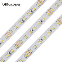 Dual color CCT adjustable 3014 tunable white led strip 24V 24W/m from China supplier