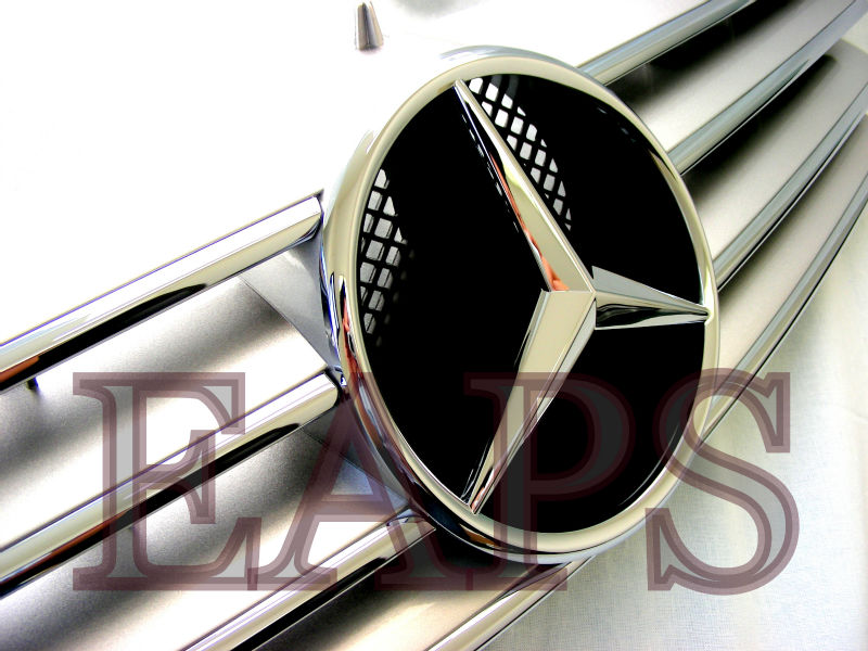 Mercedes-Benz OE RADIATOR GRILLE SHELL